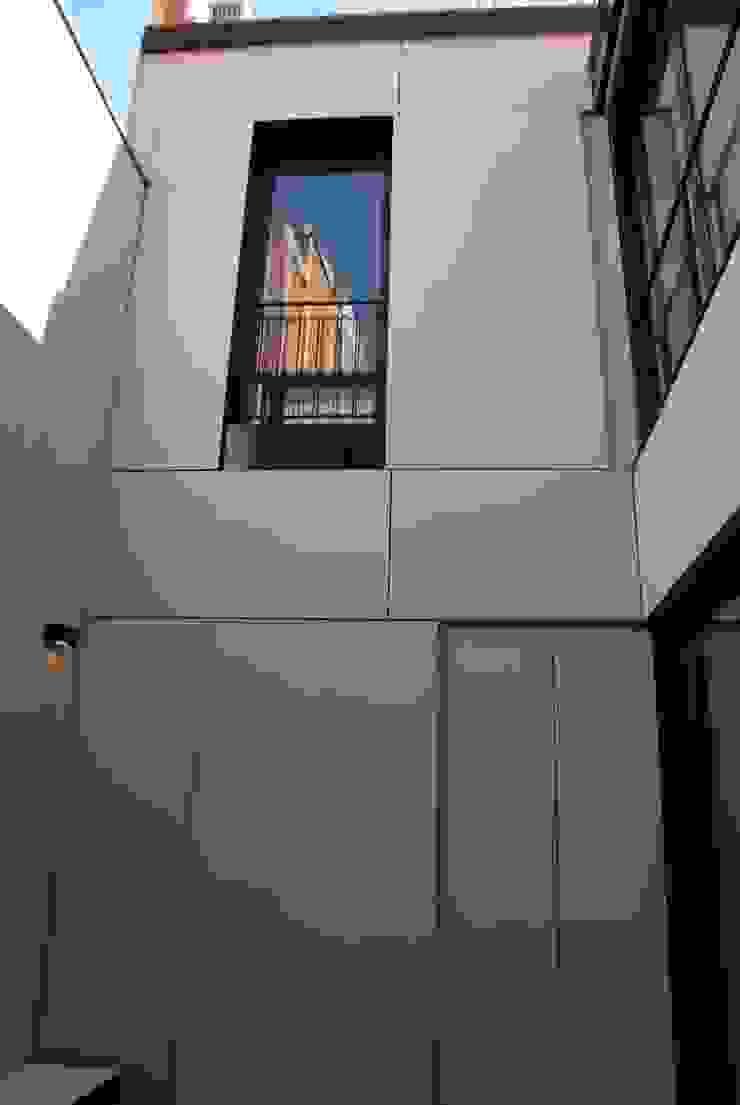 4+1 arquitectes Modern houses