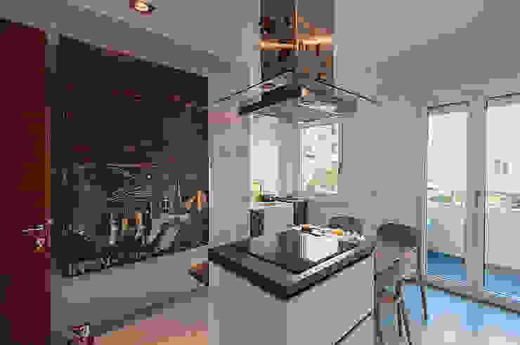 2bn architetti associati Dapur Modern