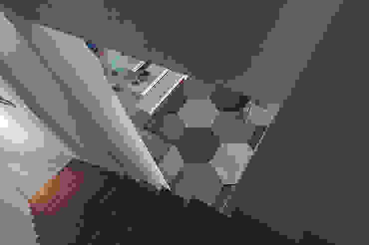 2bn architetti associati Koridor & Tangga Modern