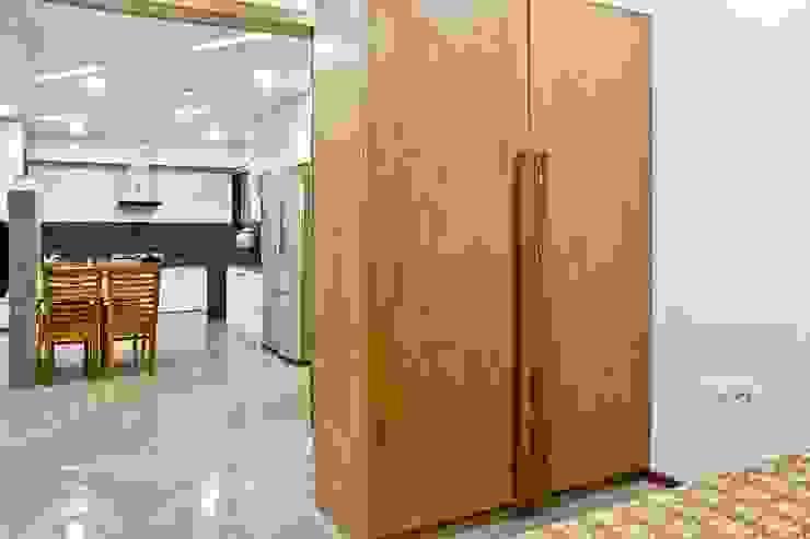 SPARSH Modern style bedroom by PADARRPAN ARCHITECTS Modern