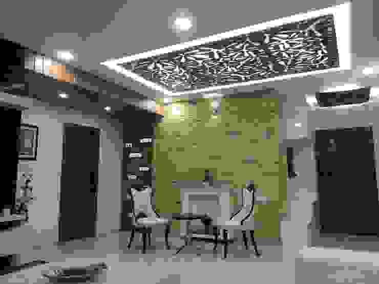 Modern living room by PADARRPAN ARCHITECTS Modern