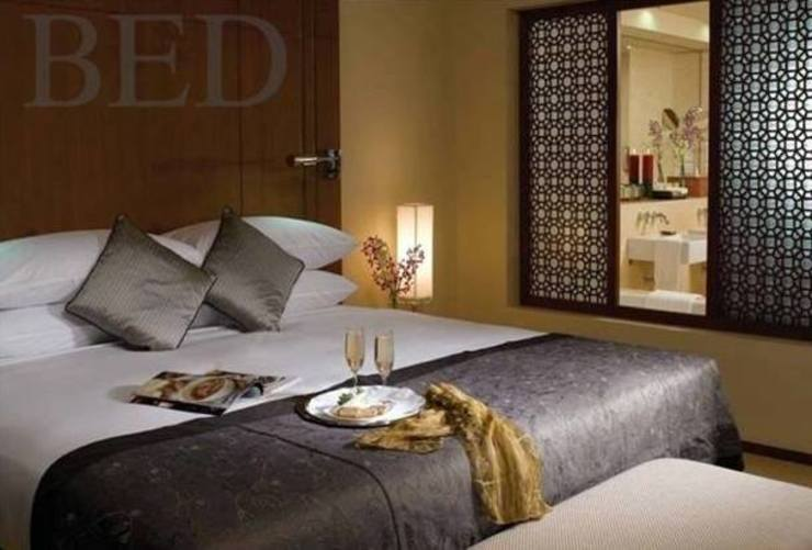 SANKALP Modern style bedroom by PADARRPAN ARCHITECTS Modern