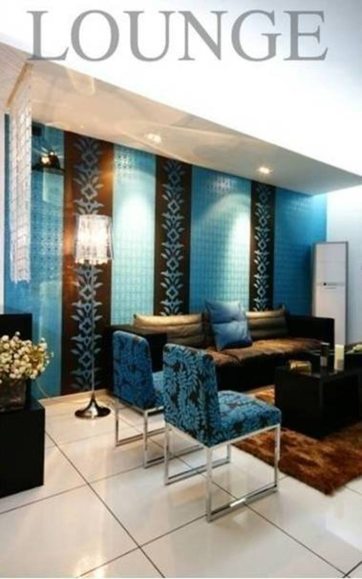 SANKALP Modern living room by PADARRPAN ARCHITECTS Modern