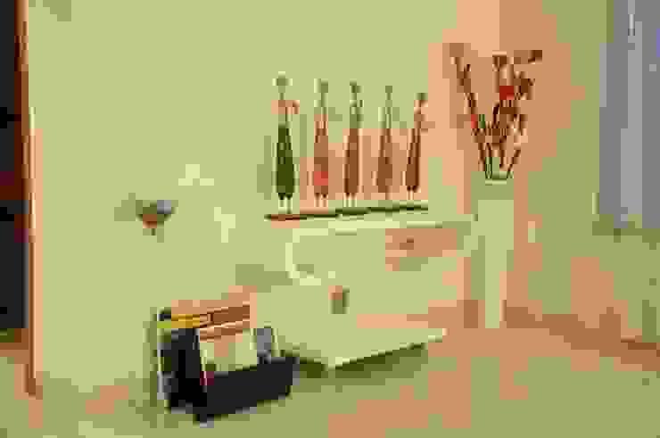 SAMVAAD Modern living room by PADARRPAN ARCHITECTS Modern