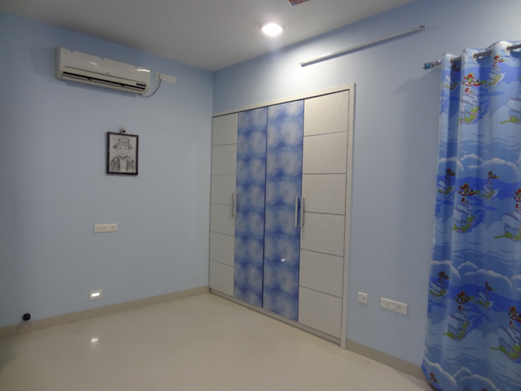 Mr.Gunjan Sharma Modern nursery/kids room by UNIQUE DESIGNERS & ARCHITECTS Modern