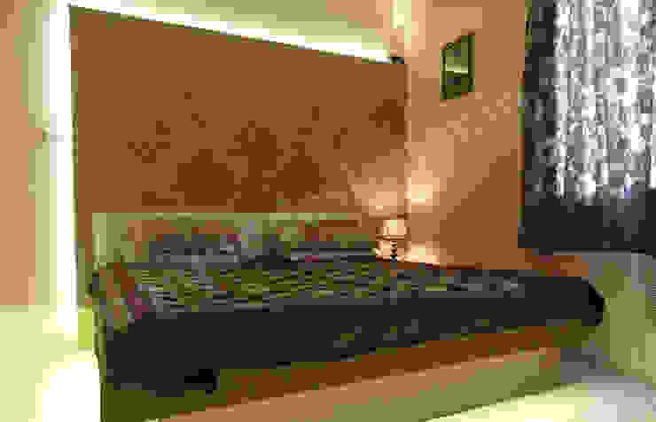Mr. Krishnamurti Modern style bedroom by UNIQUE DESIGNERS & ARCHITECTS Modern