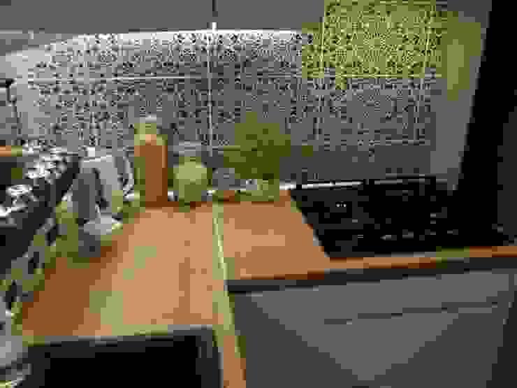 Kolory Maroka CuisineGarde-manger Céramique Effet bois