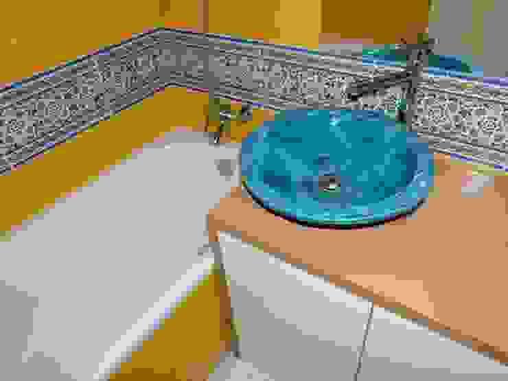 Kolory Maroka Salle de bainDécorations Tuiles Multicolore