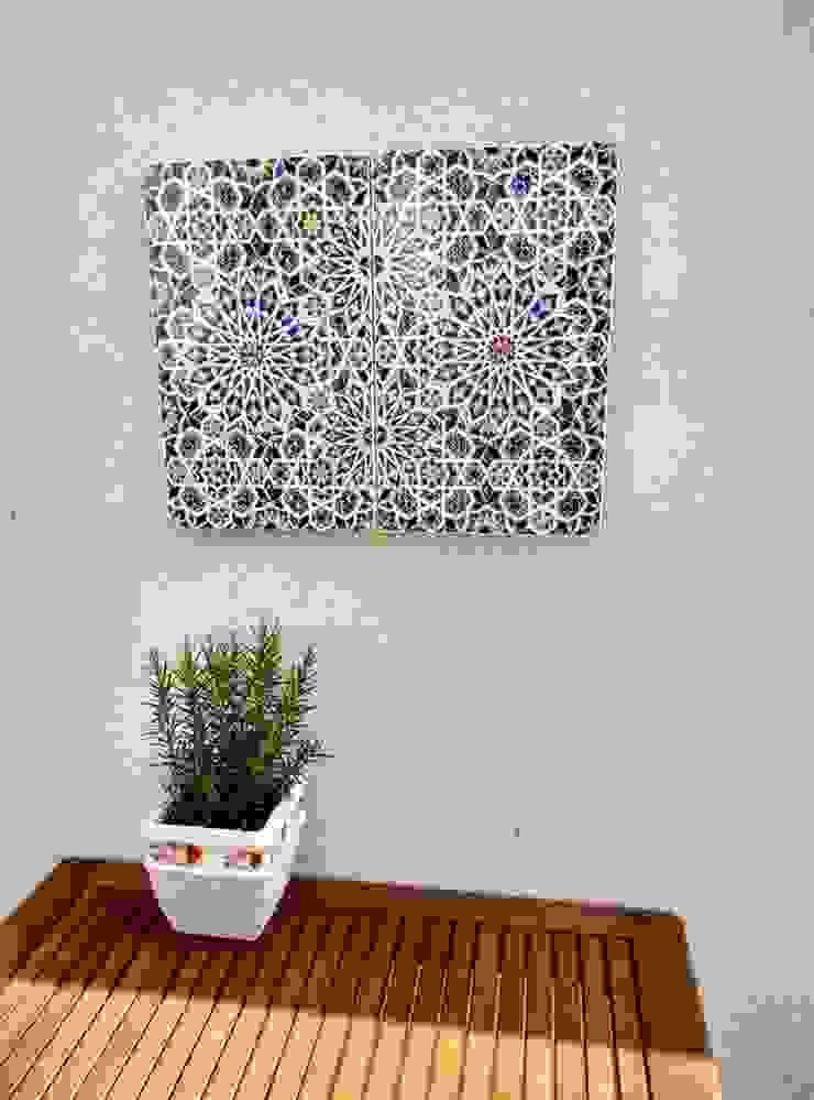 Kolory Maroka Balcon, Veranda & TerrasseAccessoires & décorations Tuiles Multicolore