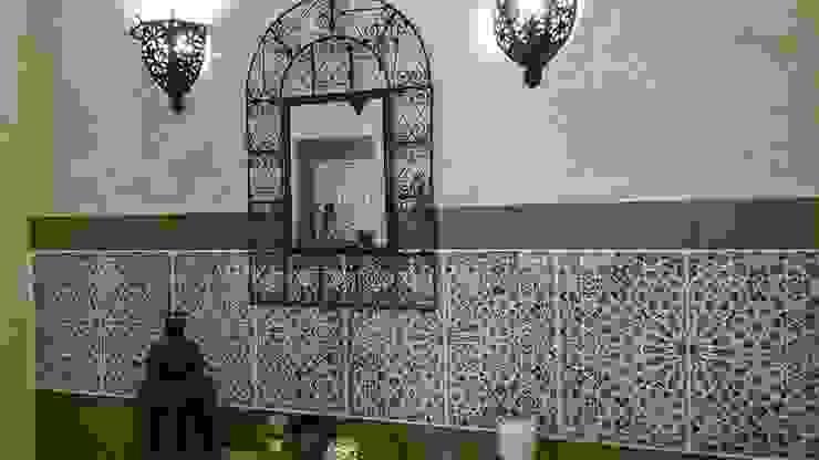 Kolory Maroka Salle de bainDécorations Tuiles Vert