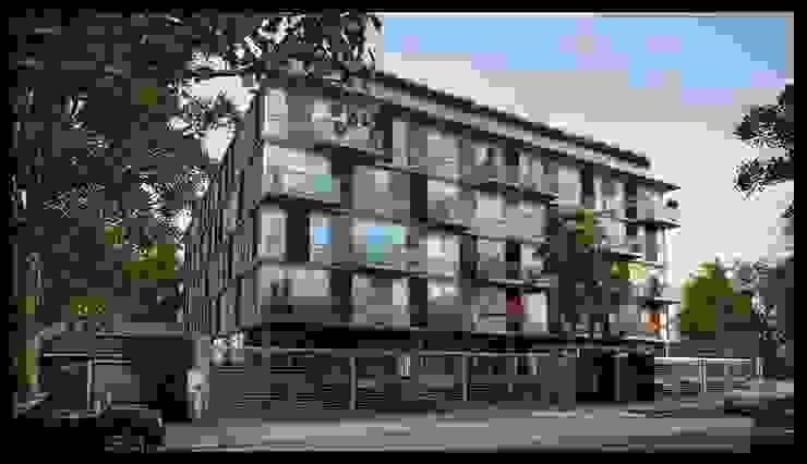 by Habitat Urbano Arquitectos