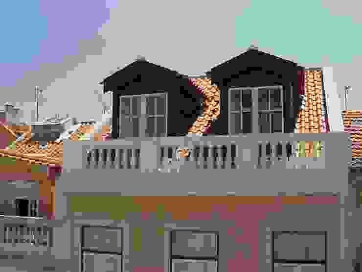 Projecto de Alterações Principe Real, Lisboa Casas mediterrânicas por Paula Margarido - A link to balance Mediterrânico