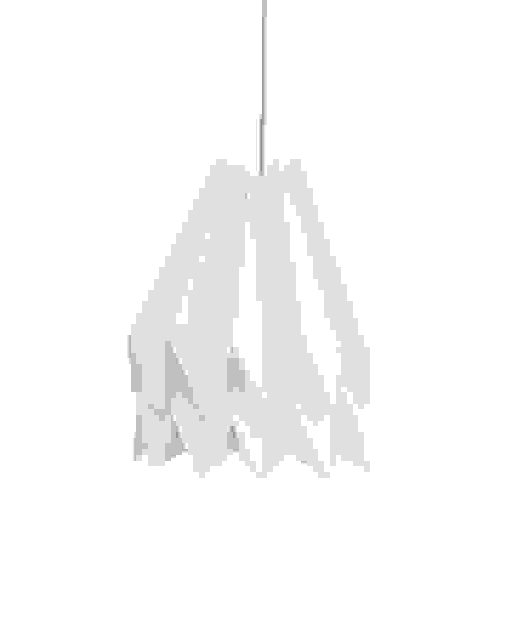 Orikomi Plain Polar White: minimalist  by Orikomi, Minimalist Paper