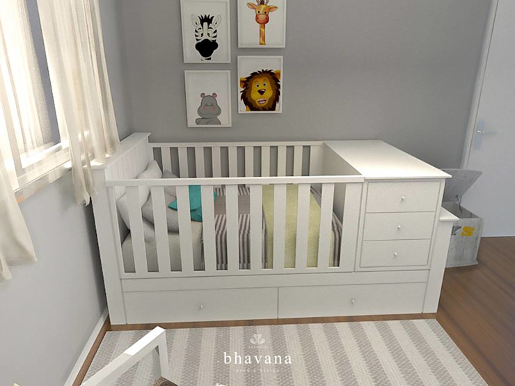 Nursery/kid's room by Bhavana