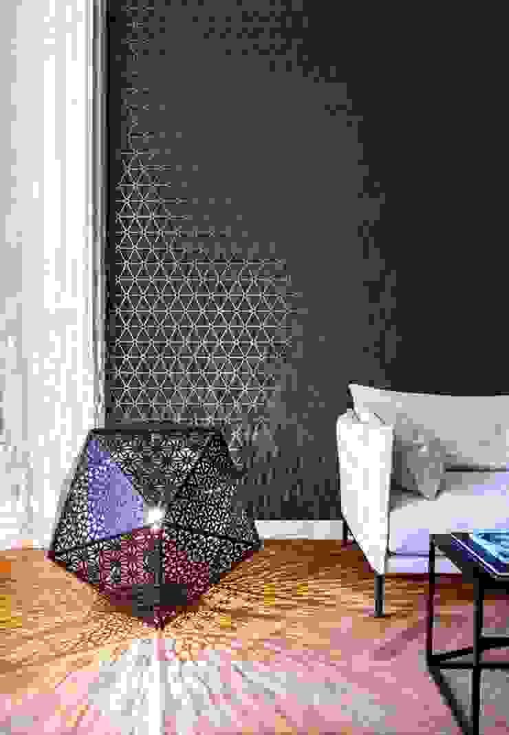 "BN Wallcoverings ""Layers"" de Escuadra Arquitectura C.A Moderno"
