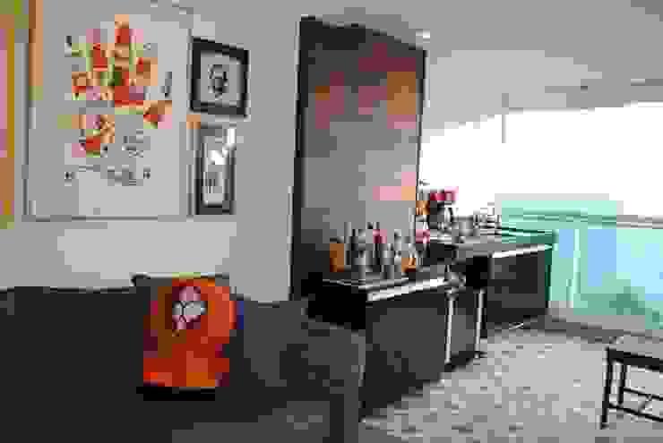 APSP Arquitetos Associados Salon moderne