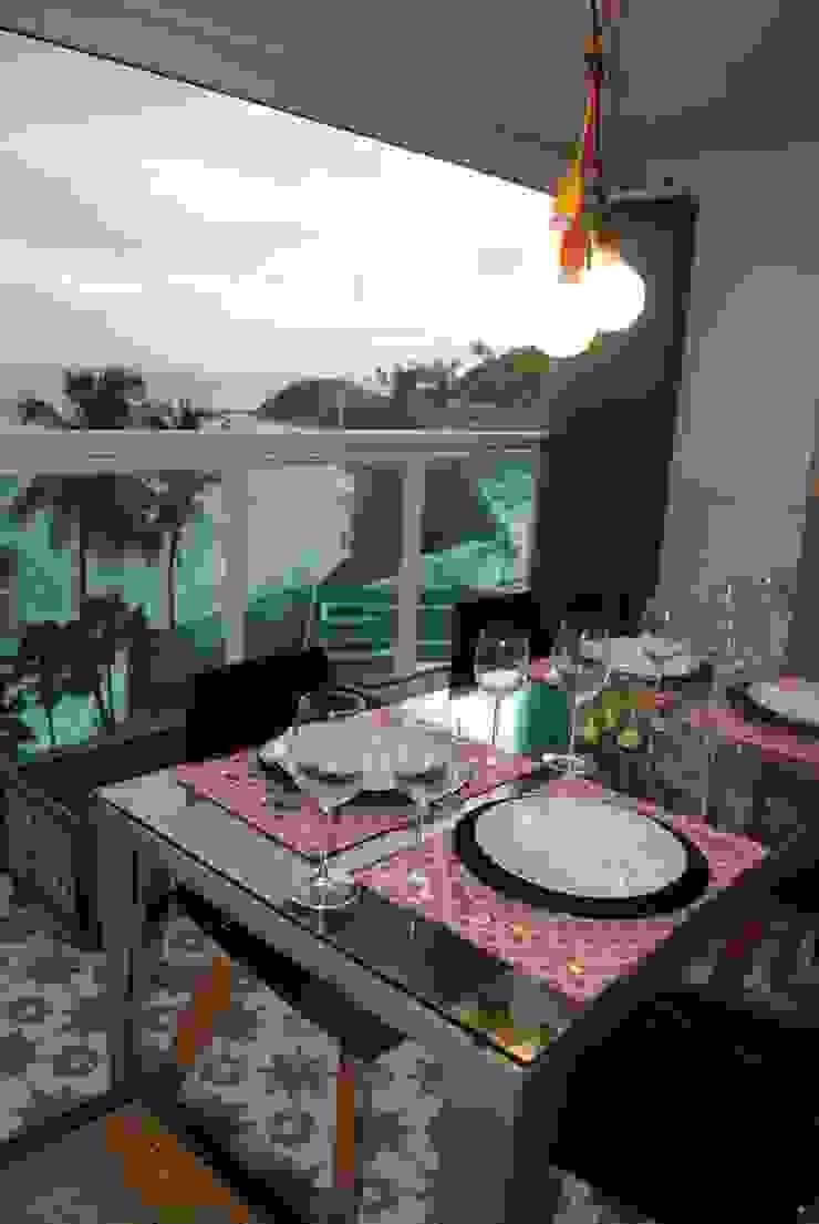 APSP Arquitetos Associados Modern dining room
