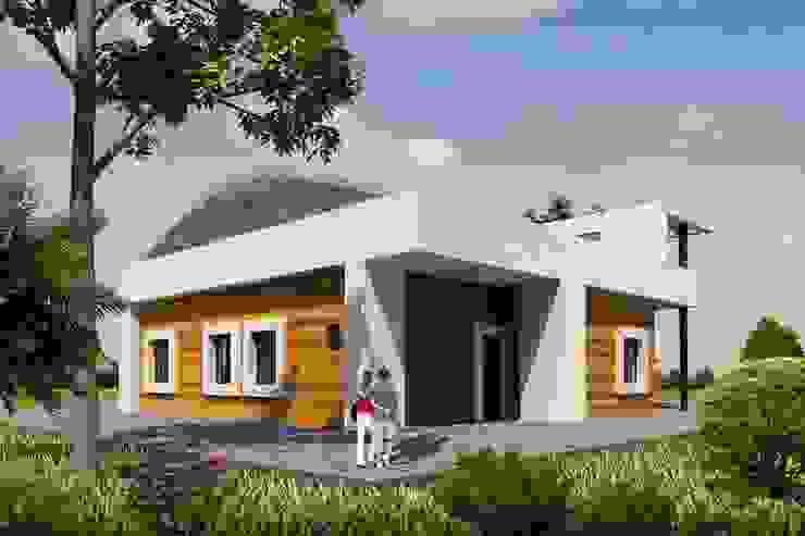 3D villa modelleme Desse Design Tasarım Uygulama ve Reklam Hizmetleri