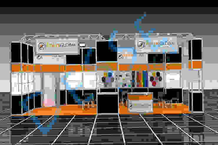 3d moduler stand Desse Design Tasarım Uygulama ve Reklam Hizmetleri