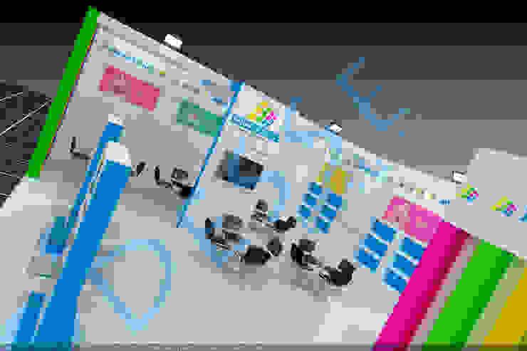 3d modüler stand Desse Design Tasarım Uygulama ve Reklam Hizmetleri