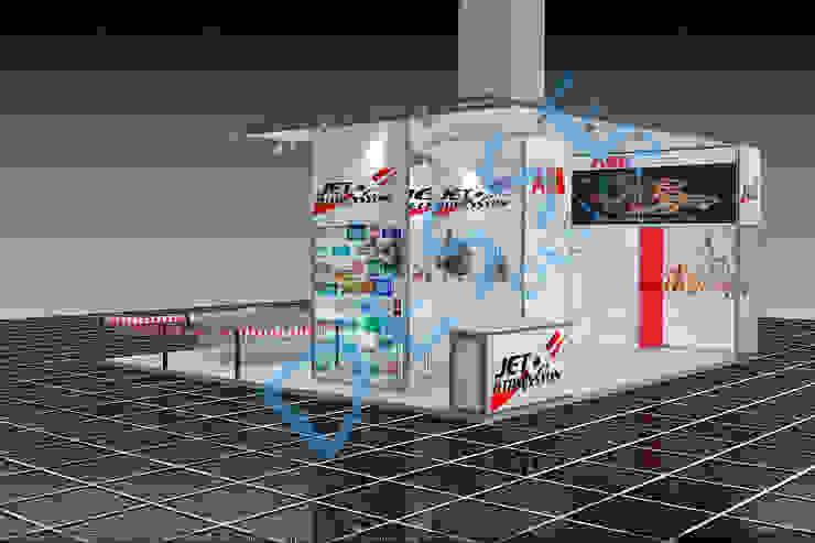 3d maxima fuar stand Desse Design Tasarım Uygulama ve Reklam Hizmetleri