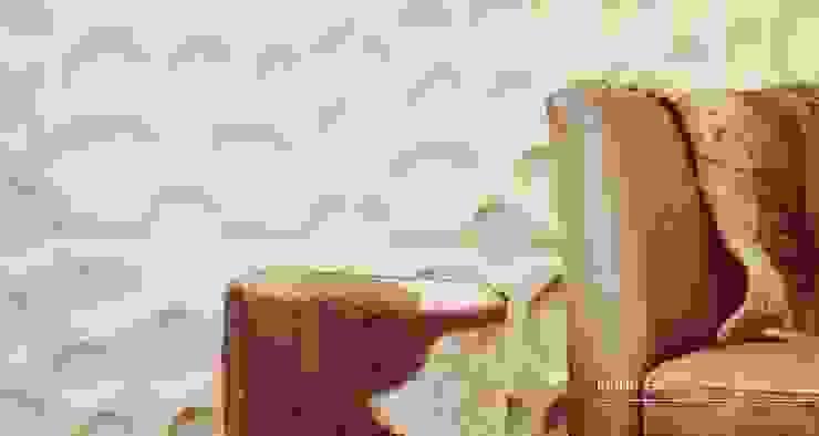 Pebbles Escuadra Arquitectura C.A Paredes y pisosRevestimientos de paredes y pisos