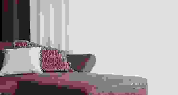 Vaults Escuadra Arquitectura C.A Paredes y pisosRevestimientos de paredes y pisos