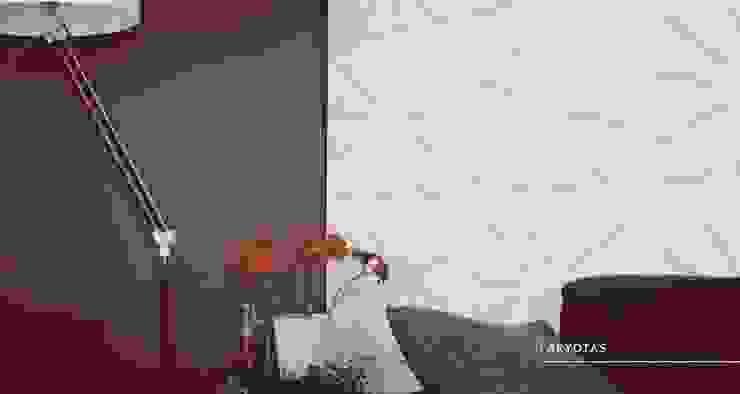 Caryotas de Escuadra Arquitectura C.A Moderno