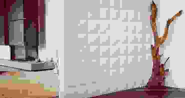 Cubes Escuadra Arquitectura C.A Paredes y pisosRevestimientos de paredes y pisos