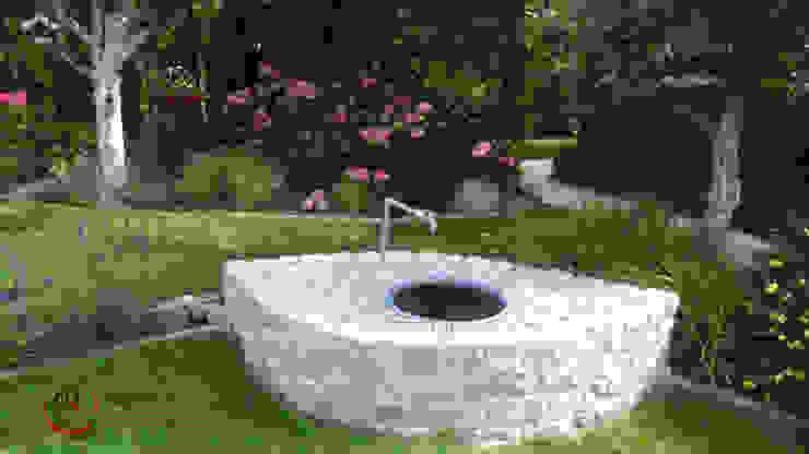 Jardins clássicos por PRACOWNIA ARANŻACJA ANNA RYPLEWSKA Clássico