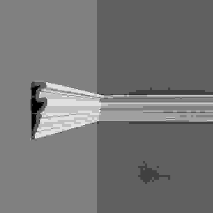 Molduras de Escuadra Arquitectura C.A Moderno