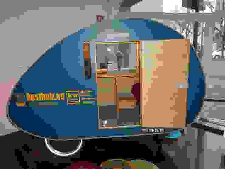 fahrradwohnwagen von ihre holzmanufaktur homify. Black Bedroom Furniture Sets. Home Design Ideas