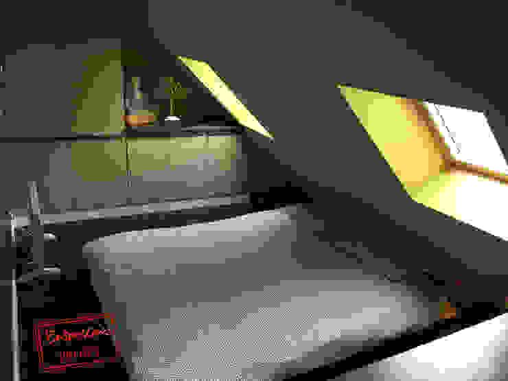 스칸디나비아 침실 by Padeker 북유럽
