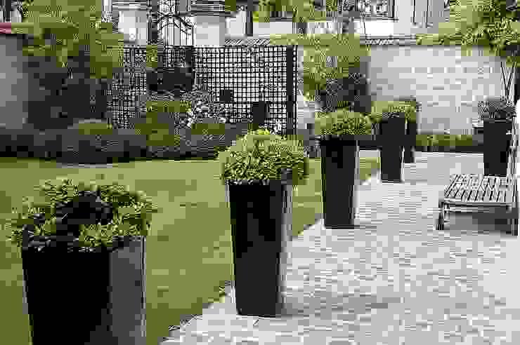 Jardines de estilo clásico de Scènes d'extérieur Clásico