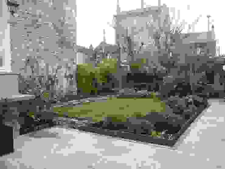 Scènes d'extérieur Klassischer Garten