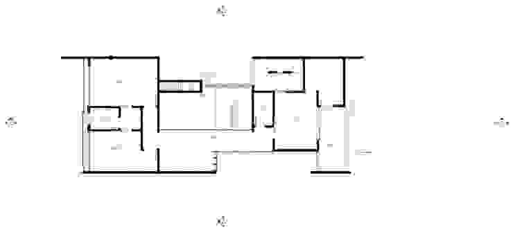Nhà phong cách chiết trung bởi Sieg Arquitetura e Construção Chiết trung