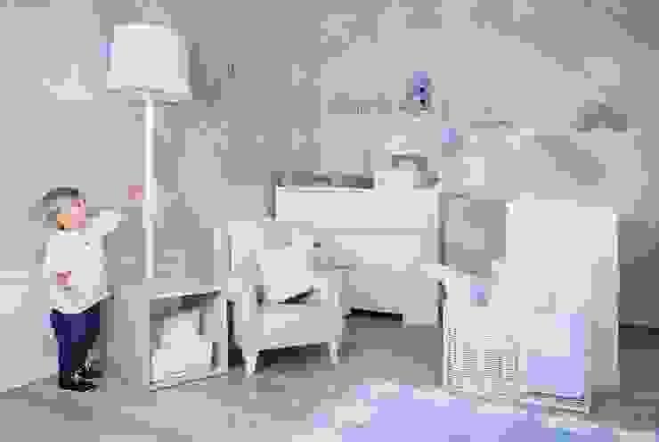 Wall decorations for your baby Caramella Chambre d'enfantsAccessoires & décorations Bois Gris