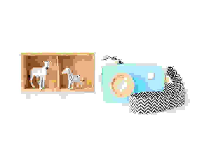 Máquina fotográfica de brincar decorativa por Lovely Minimalista Derivados de madeira Transparente