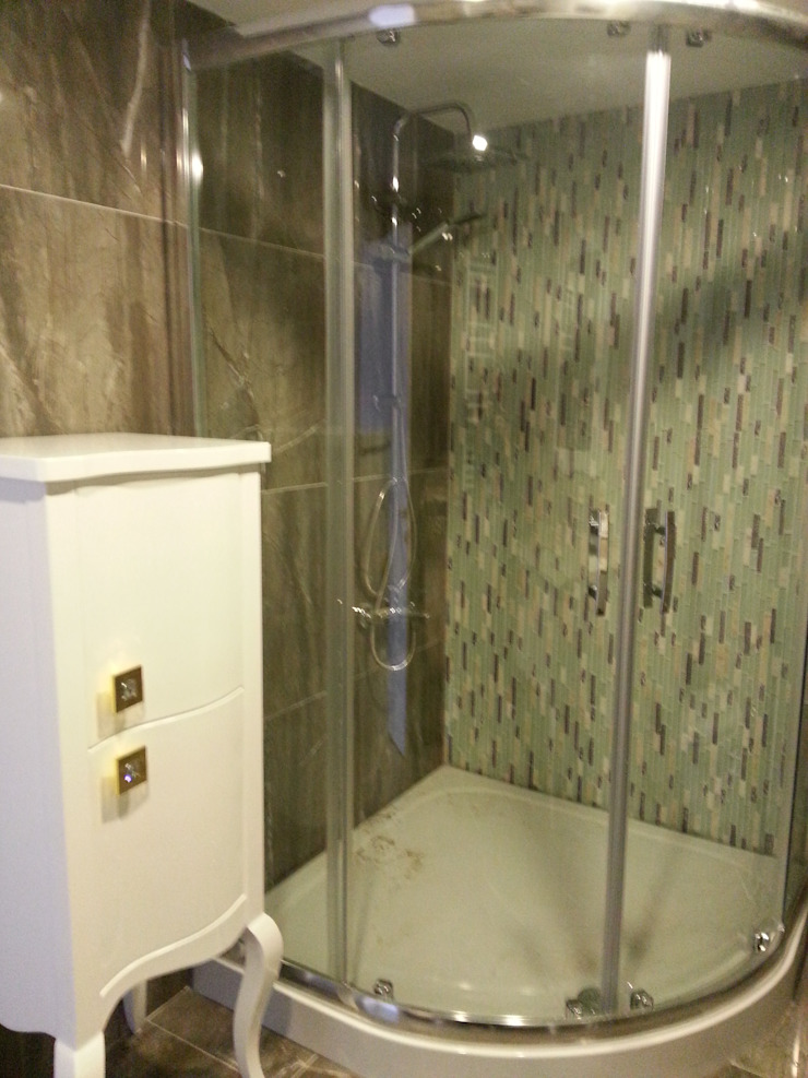 iç mimari tasarım ve uygulama Kırsal Banyo FG Mimarlık Kırsal/Country