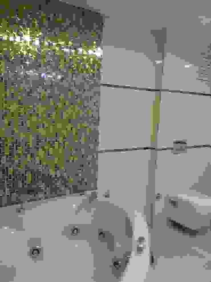 iç mimari tasarım ve uygulama Modern Banyo FG Mimarlık Modern