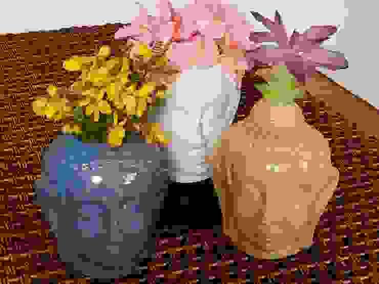 Floreros Buddha de ManoLatina Moderno