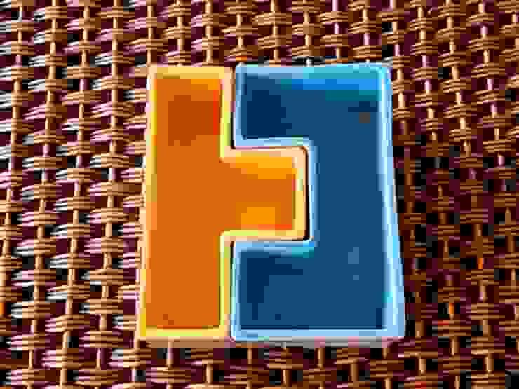 Materas Tetris de ManoLatina Moderno