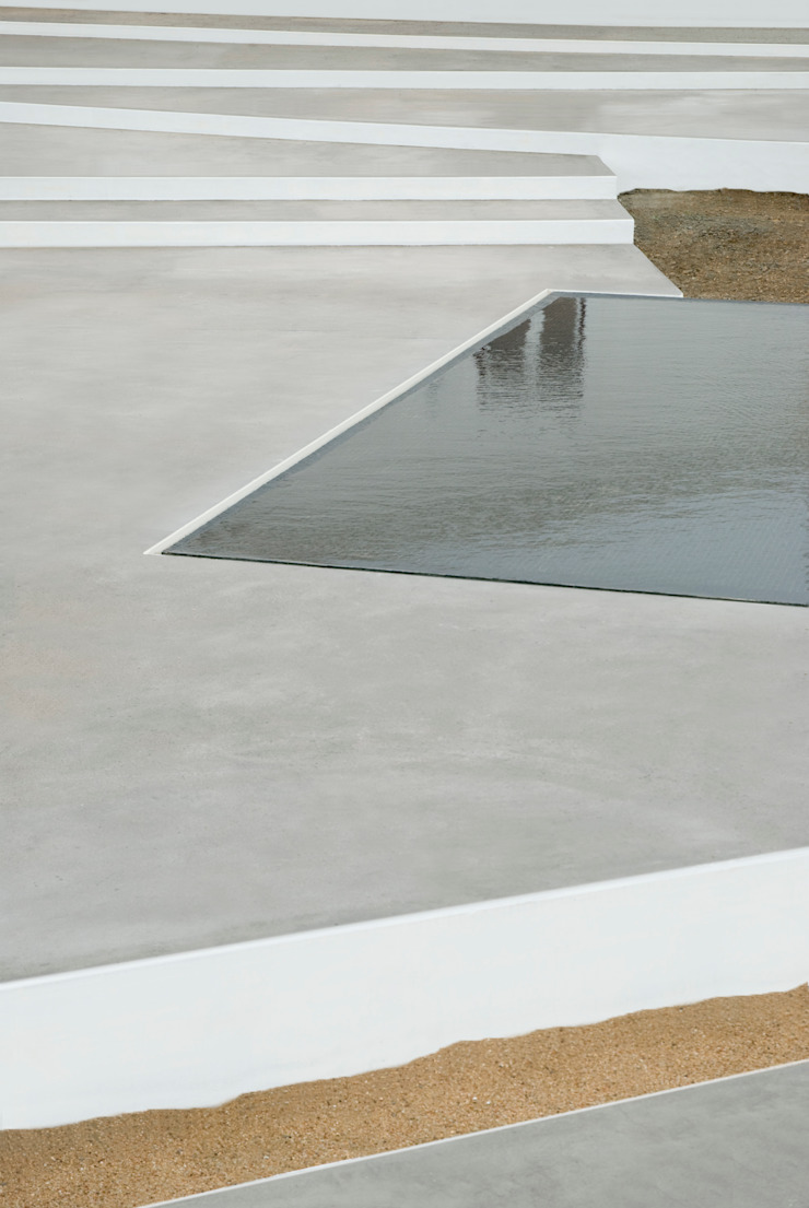 Piscina.Monte Alentejano II.Arraiolos Piscinas minimalistas por BL Design Arquitectura e Interiores Minimalista