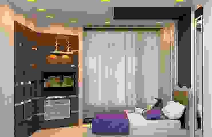 Bedroom Designs Modern style bedroom by Royal Rising Interiors Modern