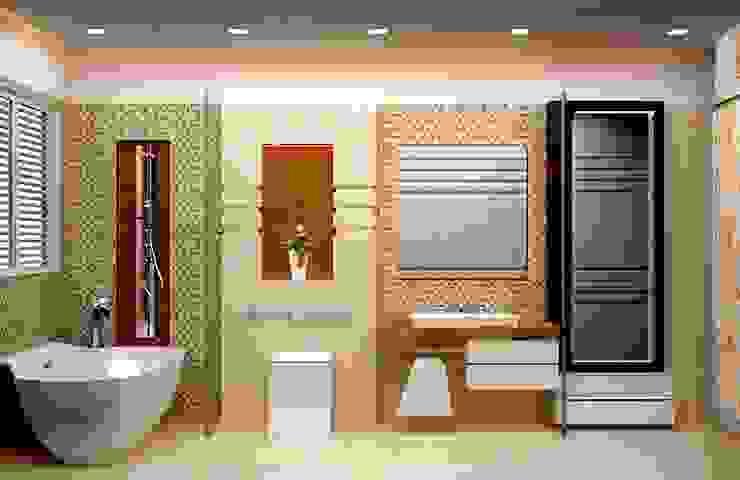Interior Designs Modern bathroom by Royal Rising Interiors Modern