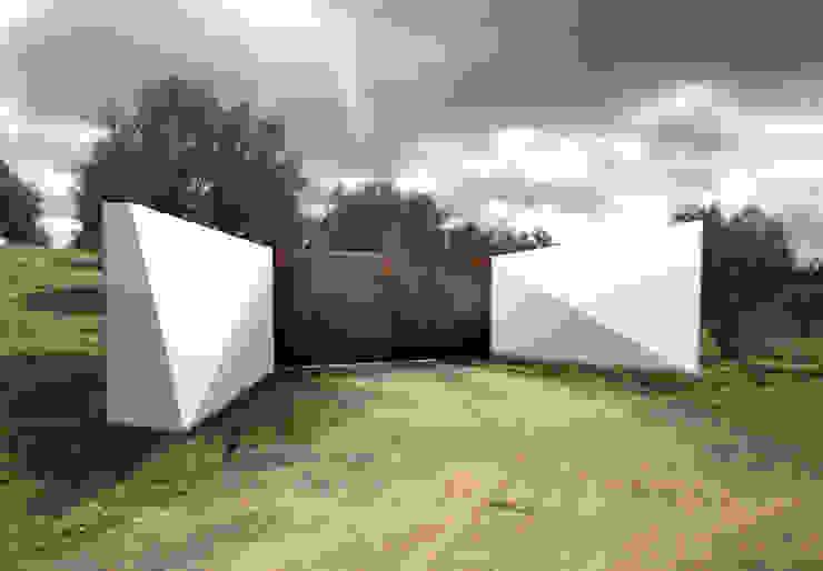 Piscina.Monte Alentejano II.Arraiolos Casas minimalistas por BL Design Arquitectura e Interiores Minimalista