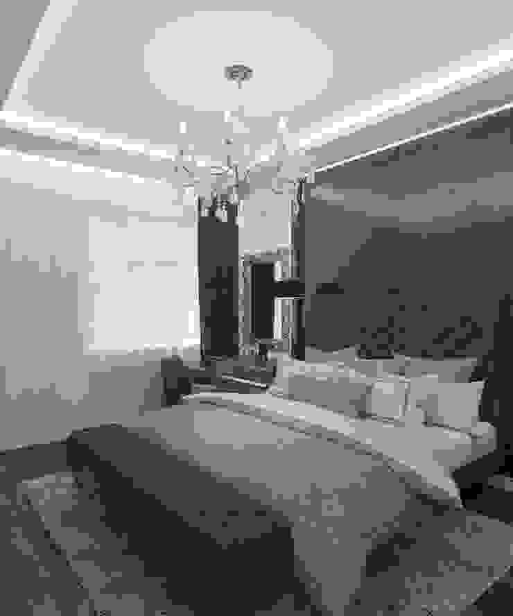 Студия дизайна Виктории Силаевой Chambre classique Marron
