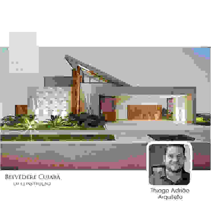 Casa T&P por Thiago Adrião Arquitetura