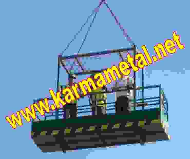 KARMA METAL Garage / Hangar industriels