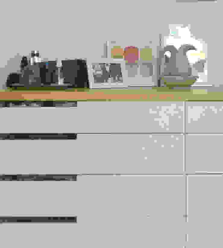 Moderne Schlafzimmer von C|M Arquitetura e Design Modern